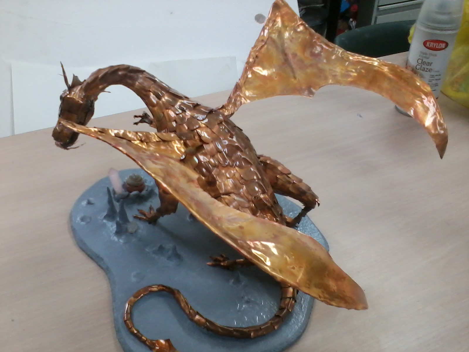 Copper Dragon image 2