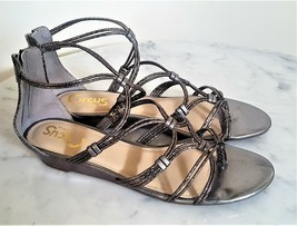 Circus by Sam Edelman Angel Sandal Pewter (Silver Gray) Size 9.5 NEW (no... - $24.50