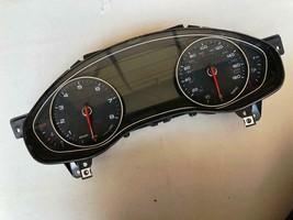 OEM 2012-2015 Audi A6 A7 Speedometer Dashboard Gauges Cluster 10300521752 - $64.35
