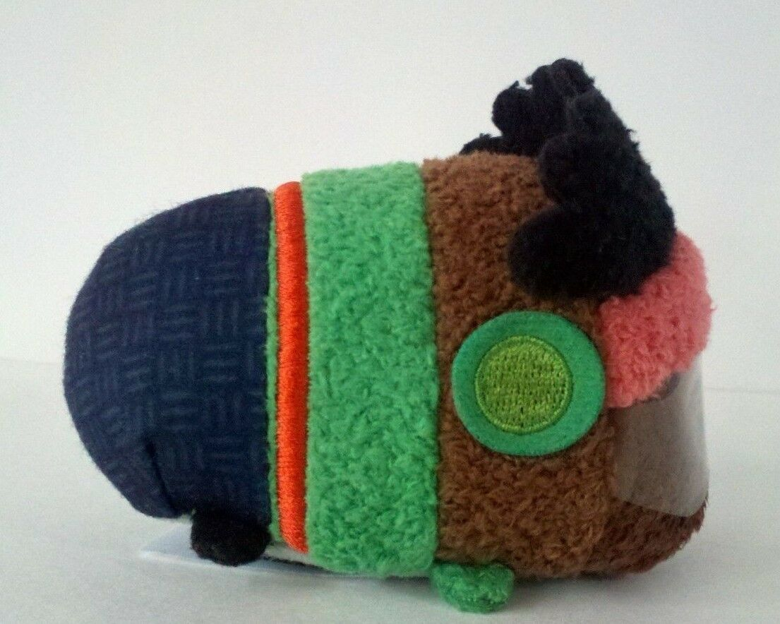 "Disney Store 'Big Hero 6' Wasabi Tsum Tsum Soft Plush Stuffed Doll Toy 3"" w/ Tag"