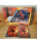 Spiderman 2 Web Launch Game Sealed and Spiderman 2 DVD - $24.48