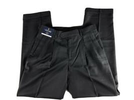 stafford dress pants Mens 32x32 Classic Super Trouser  - $19.62