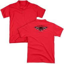Batman - Wings Of Wrath (Back Print) Mens Regular Fit Polo - $24.99+