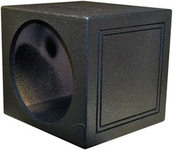 "NEW! Q-POWER QBOMB 15"" Sealed Car Subwoofer Sub Box Enclosure | QBOMB15S... - $84.97"