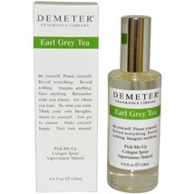 Earl Grey Tea Women Cologne Spray by Demeter, 4 Ounce - $27.15