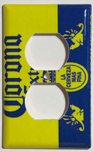 Corona Extra La Cerveza Light Switch Power Outlet wall Cover Plate Decor image 3