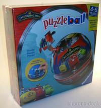 Ravensburger Chuggington Traintastic Crew 24 Pc Round Puzzleball No Glue Puzzle - $9.99