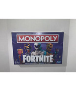 Monopoly Fortnite Edition Board Game - NEW! - $22.99