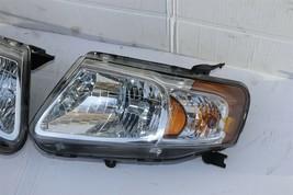 08-11 Mazda Tribute Headlight Lamp Matching Set Pair L&R - DEPO image 2
