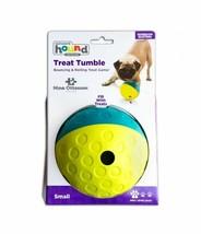 NINA OTTOSSON DOG TREAT TUMBLE BALL BOARDOM BUSTERS TREAT DISPENSER SMALL - £13.09 GBP