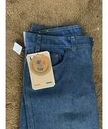Neu W / Tag Vtg Levi's für Männer Aktion Jeans A Skosh Mehr Raum 1984 Ol... - $88.11