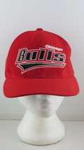 Chicago Bulls Hat (VTG) - Zoom Script by Starter - Adult One Size Star Fit - $45.00
