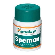 Himalaya Herbal Speman 60 Tablets - $4.98+