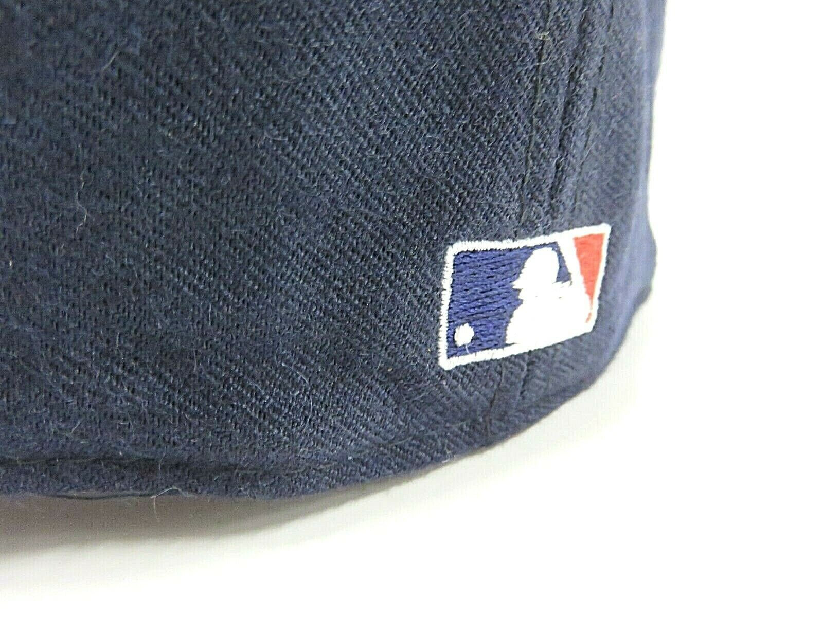 VTG New Era St. Louis Cardinals MLB Baseball Fitted Hat Size 7 3/4 Made in USA image 4