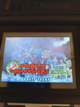 Nintendo Game Boy Advance GBA GhostBusters: Extreme image 1