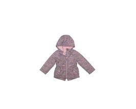 OshKosh B'gosh Girls Floral Anorak Jacket with Fleece Liner Size 2T NWT - $20.57