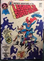 DC SPECIAL BLUE RIBBON DIGEST #8 Legion of Super-Heroes (1981) DC Comics... - $9.89
