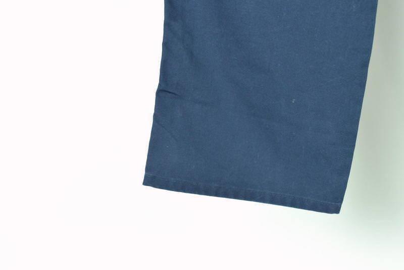 NWT CARHARTT Blue Cotton Dungaree Fit Carpenter Work Pants Mens Size 44 x 32 image 7