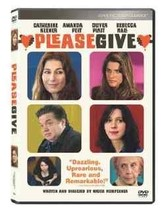 DVD - Please Give DVD  - $7.08