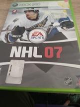 MicroSoft XBox 360 NHL 07 image 1