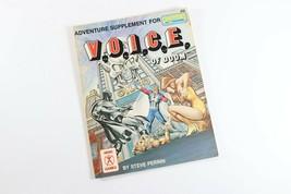 Vintage #38 Hero System Games VOICE of DOOM Super Champions Adventure Su... - $9.84