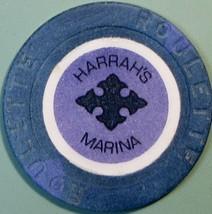 Roulette Casino Chip. Harrahs Marina, Atlantic City, NJ. W23. - $4.29