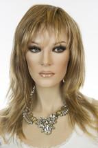 Ash Blonde & Golden Blonde Blend Shaded Brown Long Medium Jon Renau Straigh Wigs - $134.64