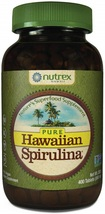 Pure Hawaiian Spirulina-500 mg Tablets 400 Count - Natural Premium Spirulina - $106.63