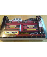 Matchbox Collectibles Michael Jordan Chicago Bulls - 2 Chevy Tahoe Dieca... - $14.96
