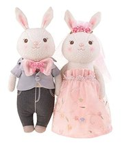 Black Temptation Plush Doll for Kid Rabbit Plush Toy Stuffed Plush Pink ... - $53.19