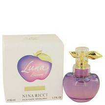 Nina Luna Blossom By Nina Ricci Eau De Toilette Spray 1.7 Oz For Women - $60.61