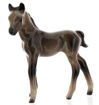 Hagen-Renaker Miniature Ceramic Horse Figurine Thoroughbred Colt  image 2