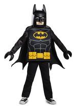 Batman Lego Movie Classic Costume Black Small (4-6) - $55.78