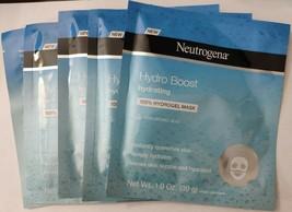 Lot of 5 Hydro Boost Hydrating Hydrogel Mask 1.0 oz/30g - $9.74