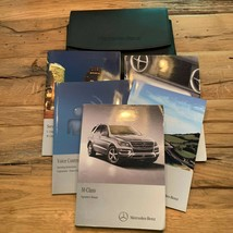 2012 Mercedes Benz ML Owners Manual Auto Book Genuine OEM Free Shipping  - $84.15