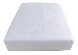 4 X HOTEL QUALITY WATERPROOF QUILTED KING SIZE MATTRESS PROTECTOR 150x200CM - $86.51
