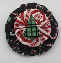 3.5 inch Peppermint Christmas Dog Collar Slide - $8.00