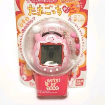 Tamagotchi plus Cho jinse-enjoy frill-pink pink unused Bandai 2005 from ... - $99.99