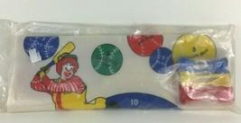 Ronald McDonald Baseball Velcro Darts Mini Game McDonalds New in Package... - $24.70