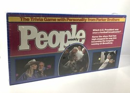 Vintage NOS 1984 Parker Brothers People Weekly Game - 80's PARTY 2-7 pla... - $37.95