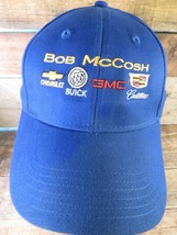 BOB McCOSH Car Dealership Chevrolet GMC Cadillac Adjustable Adult Cap Hat - $5.94