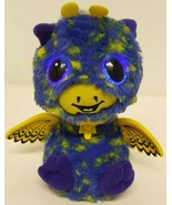 Spin Master Hatchimal Surprise Draggle Giraven Purple Yellow Hatched Win... - $39.59