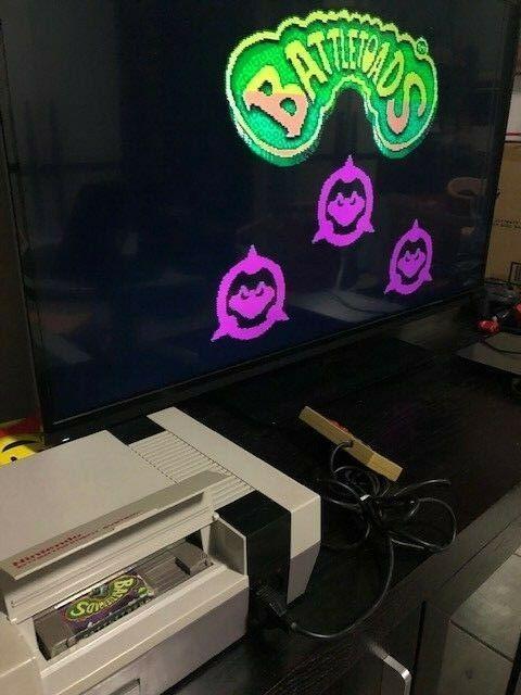 Battletoads, Nintendo Entertainment System (NES) 1991, Tested image 6