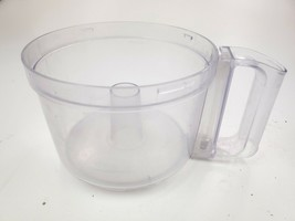 Hamilton Beach Food Processor Model 70740 Replacement Part Work Bowl Only - $14.80