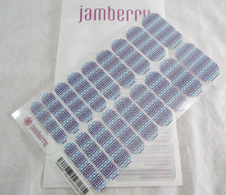 Jamberry May Host Exclusive Nail Wrap 2016 0316 HR201605 Full Sheet - $14.84