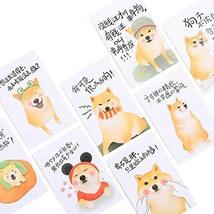 Post Cards Cute Dog Pattern Greeting Cards Set of 30 - £11.83 GBP