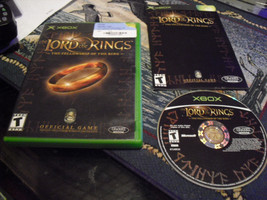 Lord of the Rings: The Fellowship of the Ring  (Xbox, 2002) - $9.89