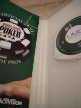 Sony PSP World Series Of Poker image 2