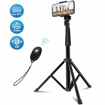 Mpow Selfie Stick Tripod, FOR CELL PHONE AND CAMERA Model PA194A NEW!! - $24.99