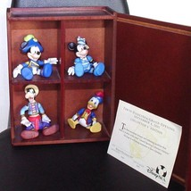 TDS Grand Opening Limited Figure Collector's Edition BISQUE FIGURINE SET... - $1,171.17